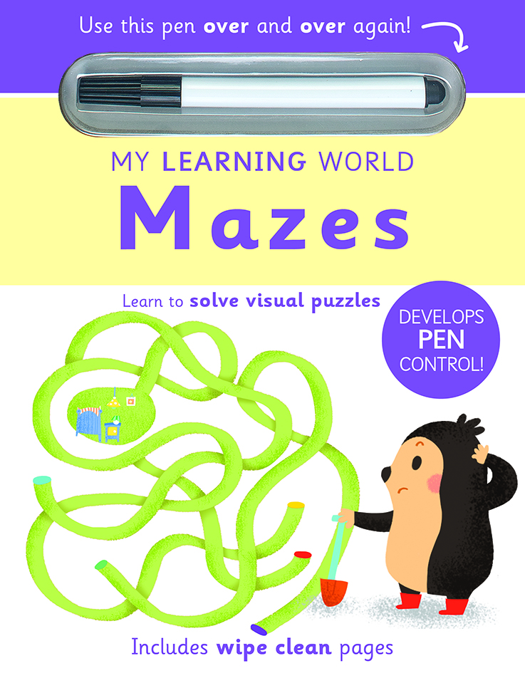 My Learning World Mazes