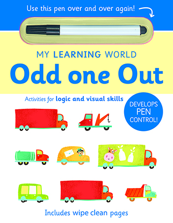 My Learning World Odd one Out