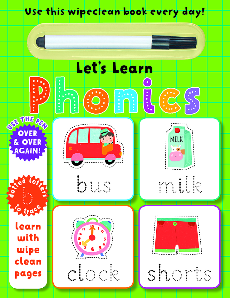 Let's Learn Phonics
