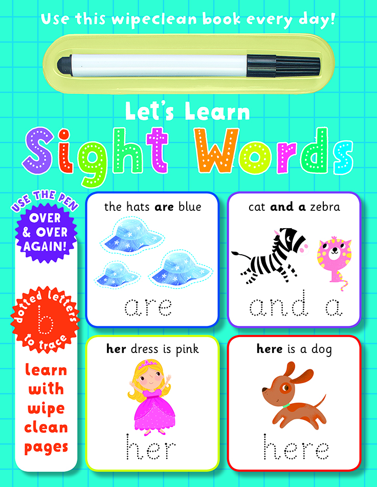 Let's Learn Sight Words