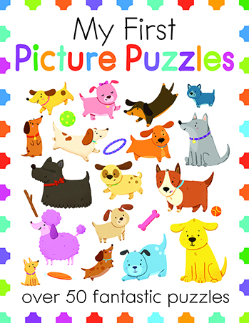 My First Puzzles - Picture Puzzles