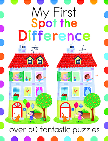 My First Puzzles - Spot the Difference