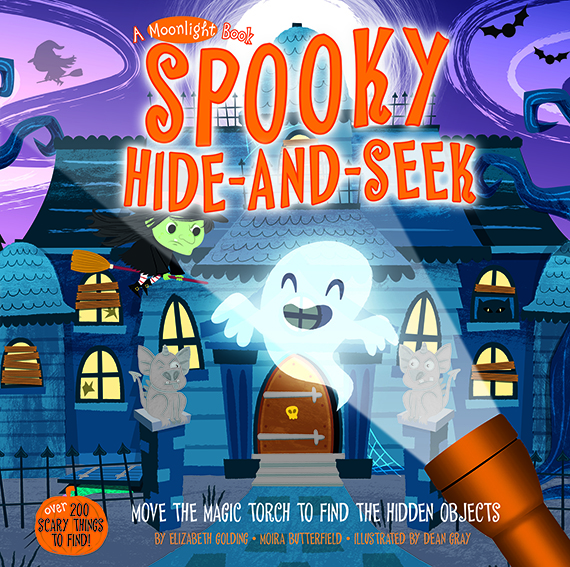 Flashlight - Spooky Hide and Seek