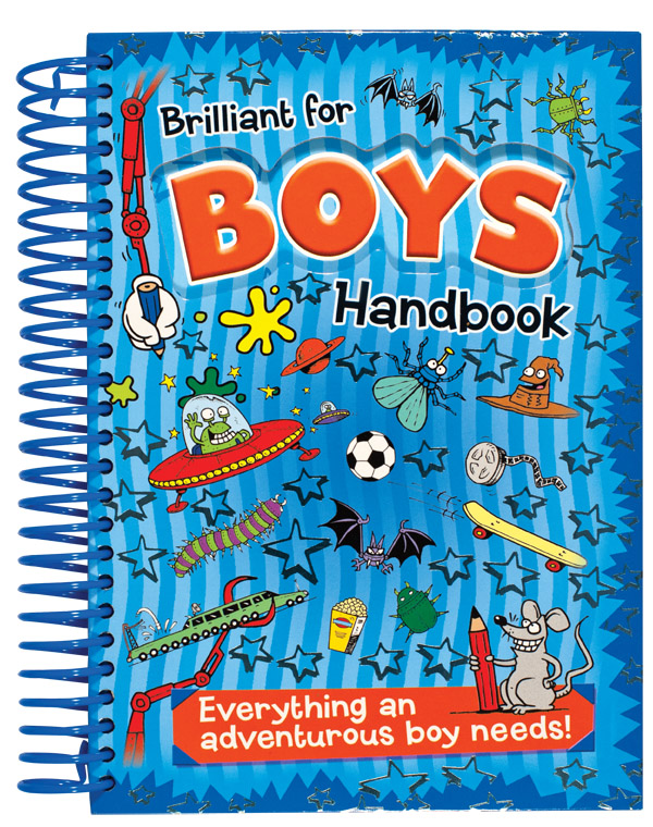 Z Holiday Handbook - Brilliant for Boys