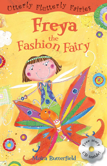 Freya the fashion fairy