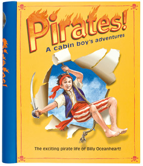 Highlighs Pirates A Cabin Boy's Adventure