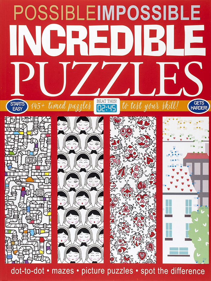 Incredible Puzzles