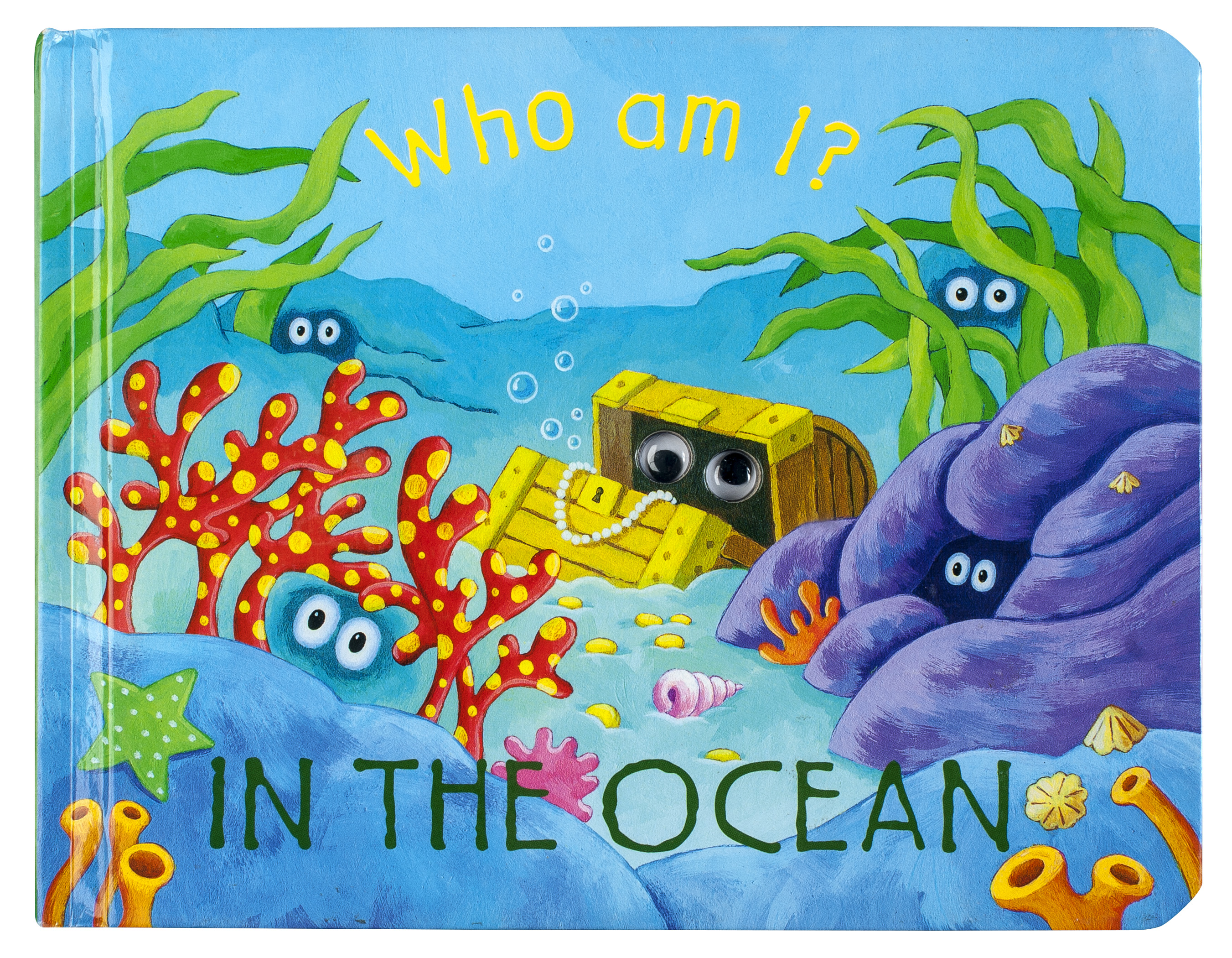 Who am I? In the ocean