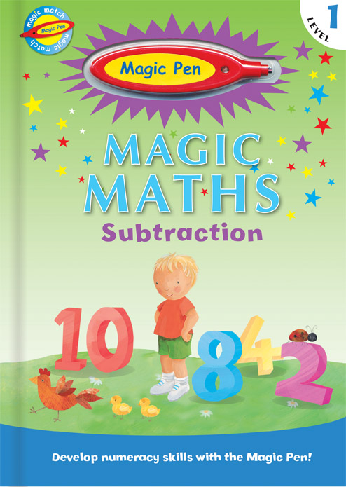 Magic Maths: Subtraction
