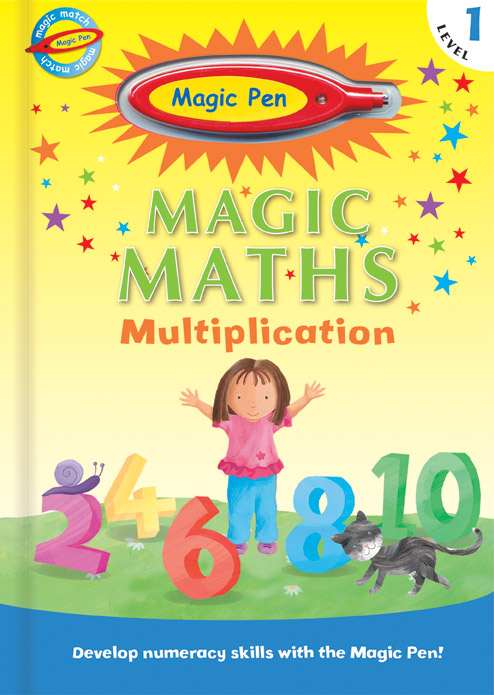 Magic Maths: Multiplication