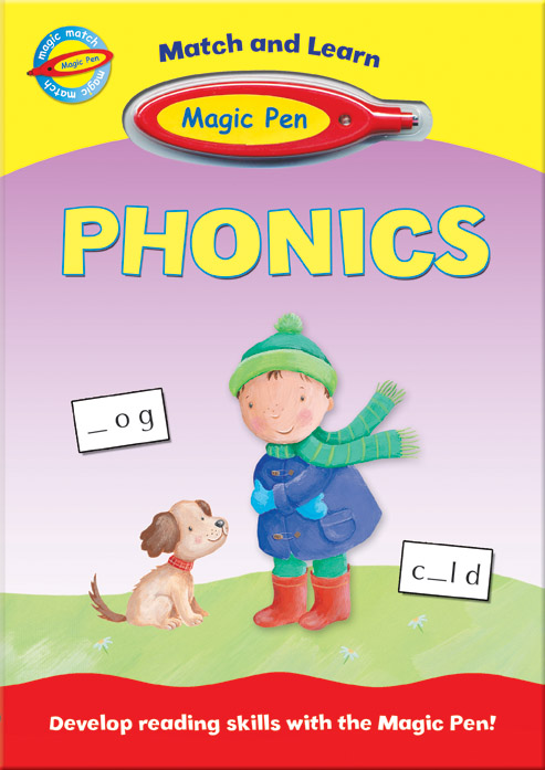 Match and Learn: Phonics