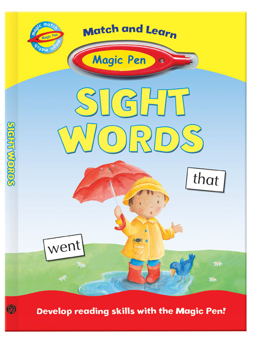 Match and Learn: Sight Words