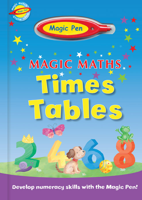 Magic Maths Times Tables