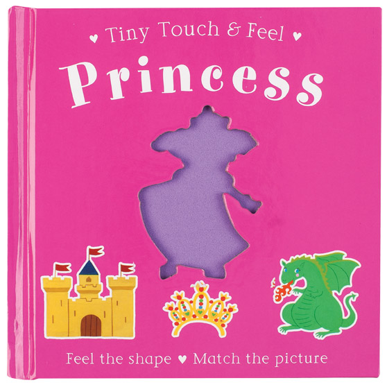 Tiny Touch and Feel Princess