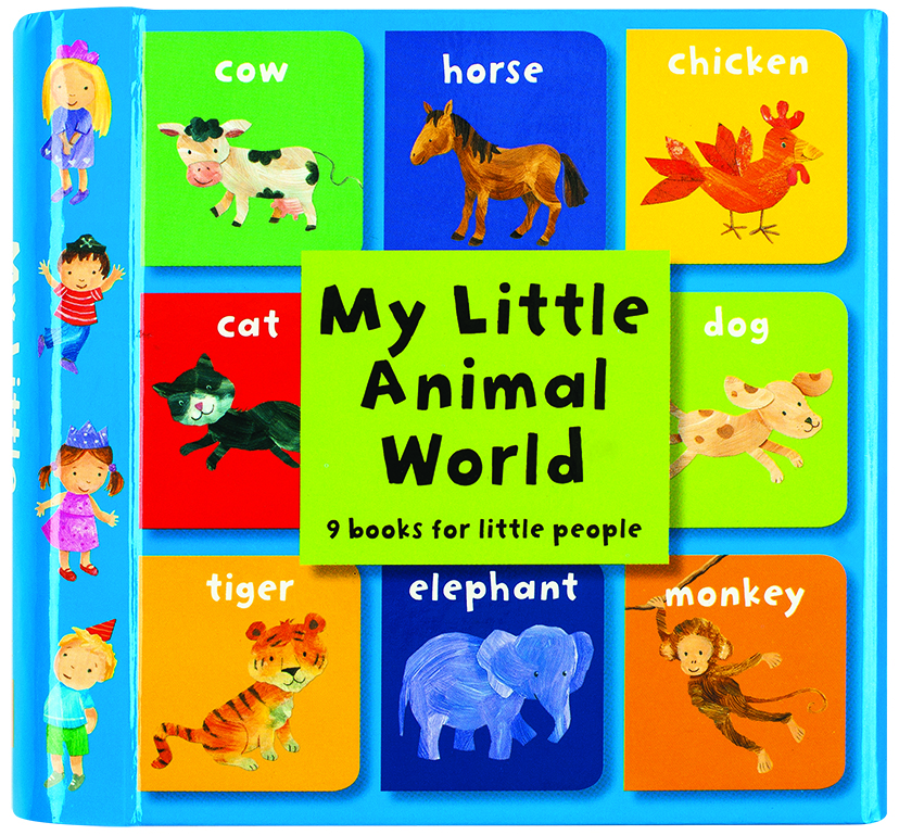 My Little Animal World