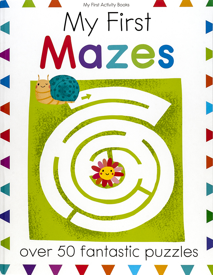 My First Puzzles - Mazes