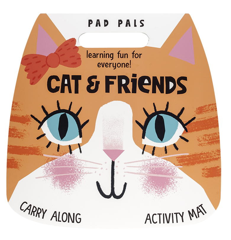 Pad Pals - Cat & Friends