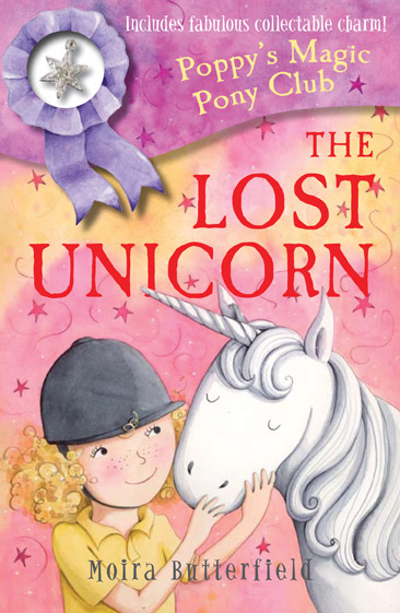 Poppy's Magic Pony Club The Lost Unicorn