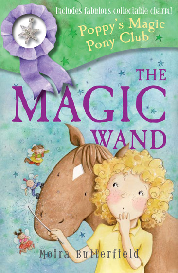 Poppy's Magic Pony Club The Magic Wand