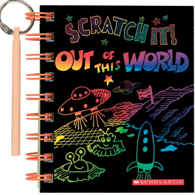 Scratch It! Out of this World