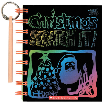 Scratch It! Christmas