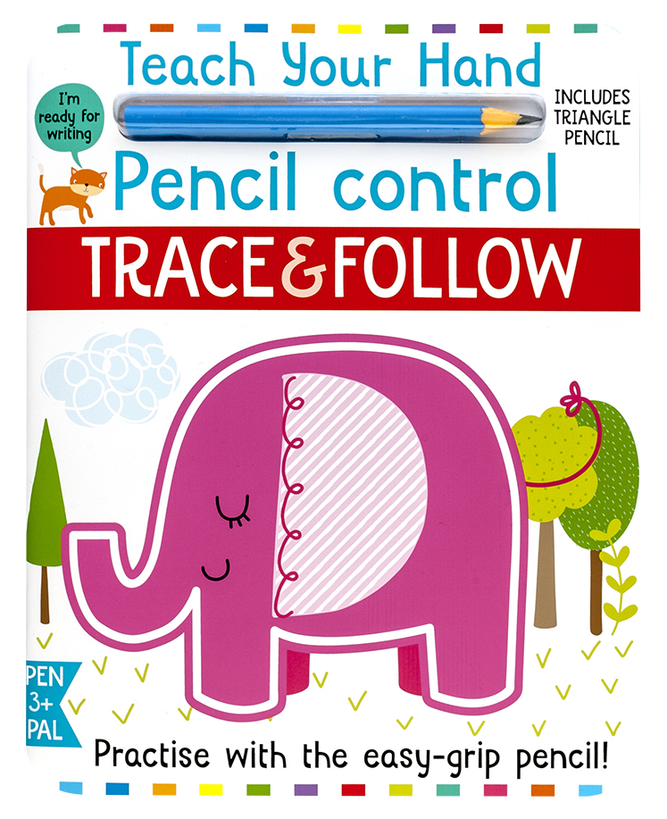 Pencil Control Trace and Follow