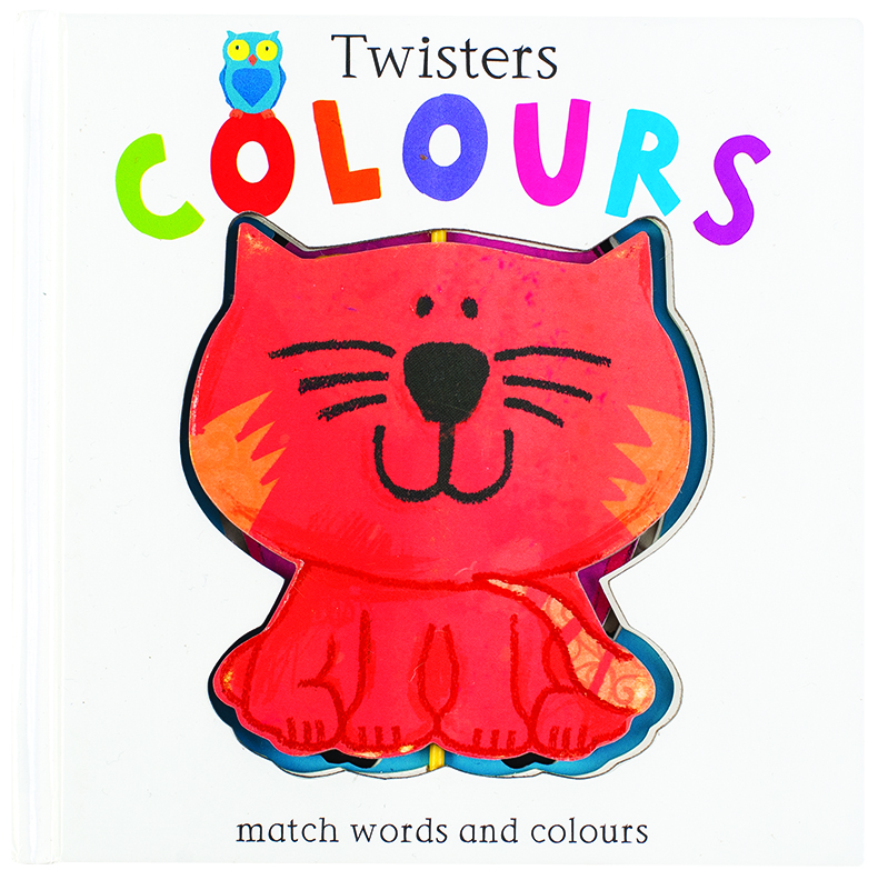 Twisters Colours