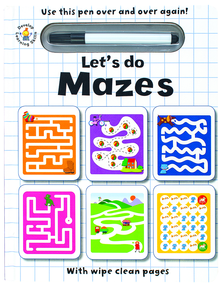 Let's do Mazes