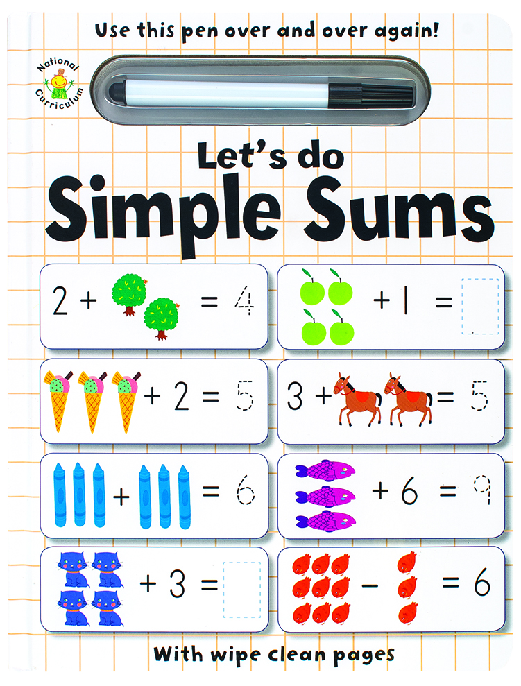 Let's do Simple Sums