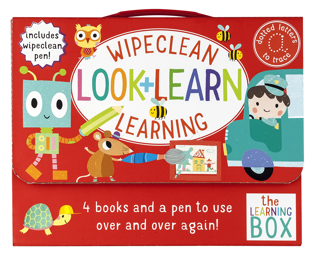 Wipeclean Look & Learn Learning