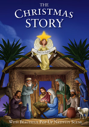 The Christmas Story Book.The Christmas Story Iseek Creative