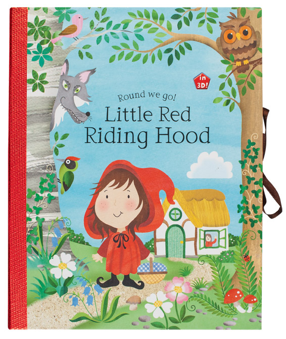 Round we go! Little Red Riding Hood