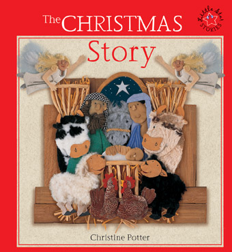 Little Star Stories The Christmas Story