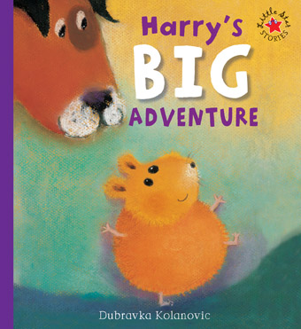 Little Star Stories Harry's Big Adventure