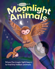 Lightbeam Moonlight Animals