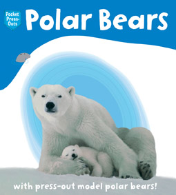 Pocket Press-Outs Polar Bears