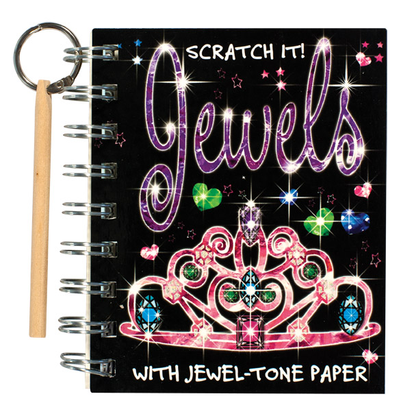 Scratch It! Jewels