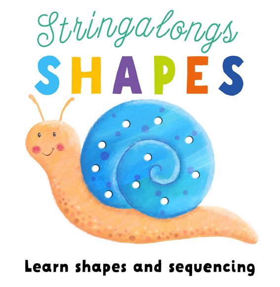 Stringalongs Shapes