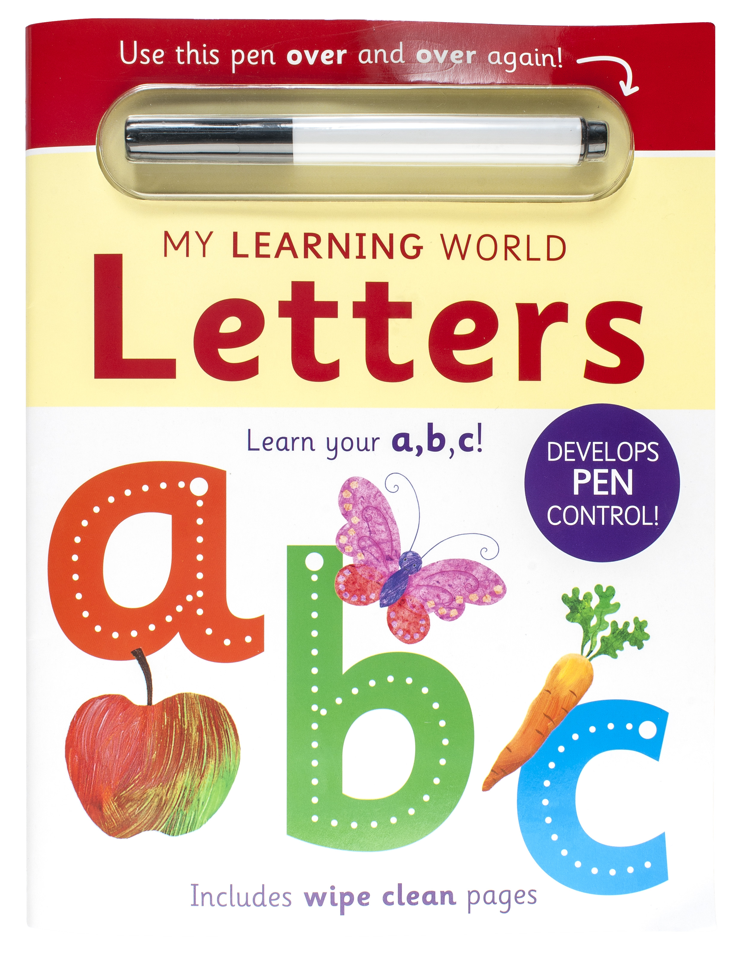 My Learning World Letters